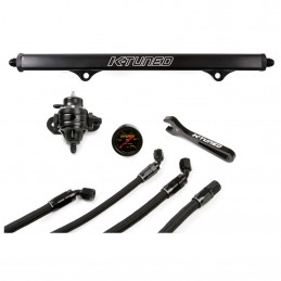 Kit rail essence regulateur et durites swap K20