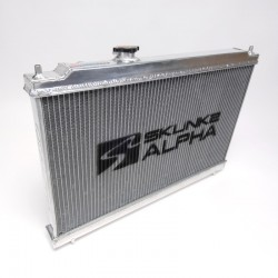 Radiateur Honda civic CRX 4g 88-91 Alpha series Skunk2