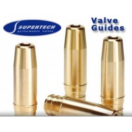 Guides soupapes supertech k20 k24 Honda integra civic admission