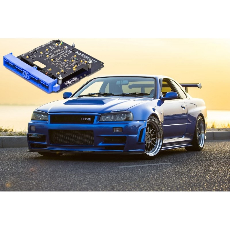 Calculateur programmable Nissan GTR R32 R34 LINK GTR X