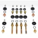 Kit visserie cache Culbuteurs - K SERIES VTEC, Couleur OR