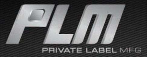PLM Private Label MFG